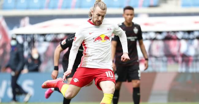 Forsberg sabbade Bayerns titelfirande