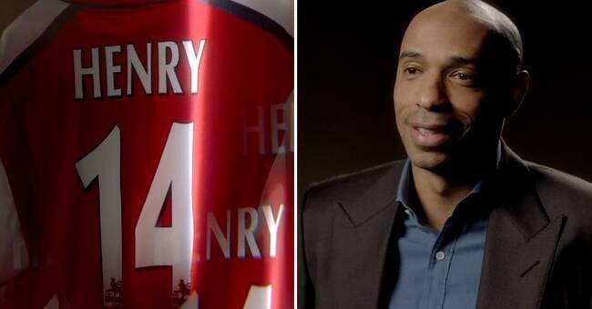 """Henry: """"Jag ville förändra fotbollen"""""""