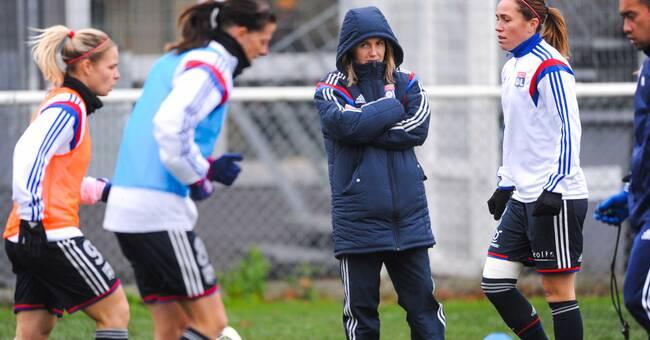 Sonia Bompastor blir historisk tränare för Lyon