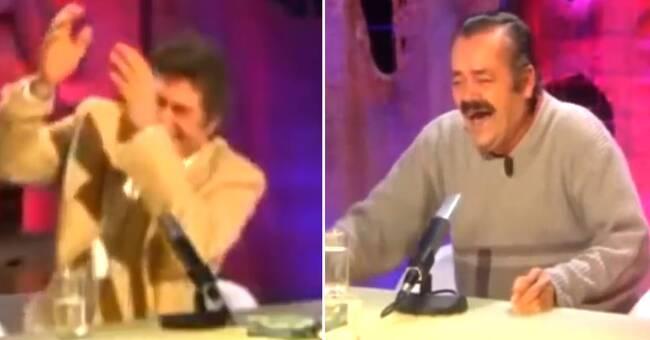 Internets mest uppskattade skratt har tystnat