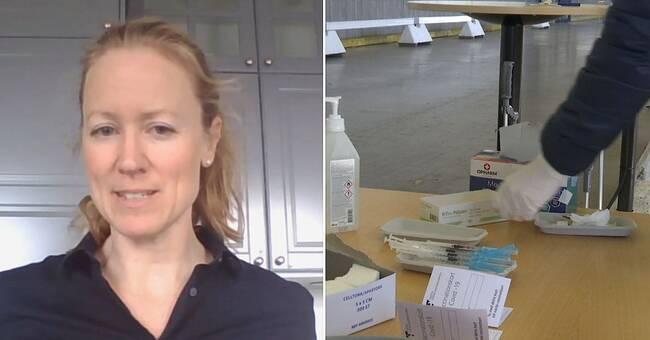 Västra Götalandsregionen: Nu blir det tydligare vilket vaccin som erbjuds