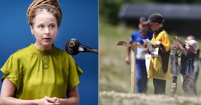 """Amanda Lind om kritiken: """"Något vi måste komma till rätta med"""""""