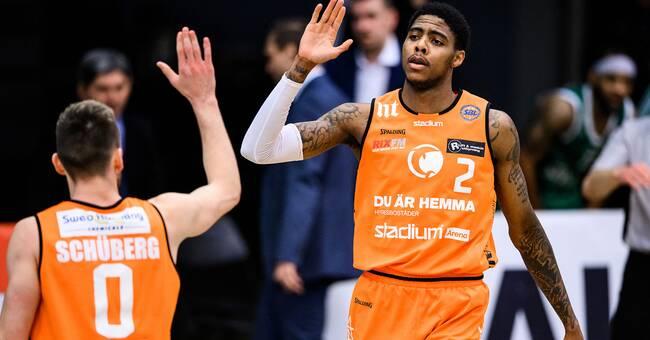 Storseger för Norrköping i basketsemifinal