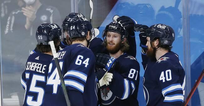 Winnipeg avslutade som vinnare