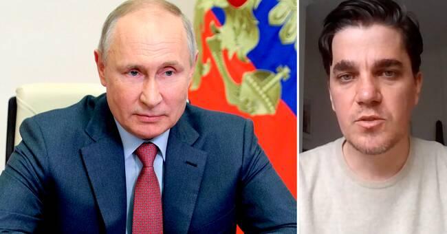 Rysslandsforskare: Kan inte uteslutas att Sverige hamnar på listan