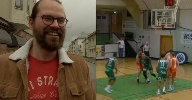 Många Nässjöbor stolta över basketlagets framgångar