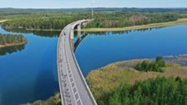 Räkna med längre restid när bro ska repareras