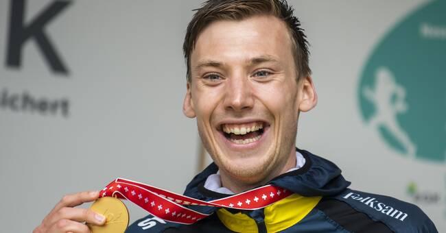 EM-guld för Emil Svensk i orientering