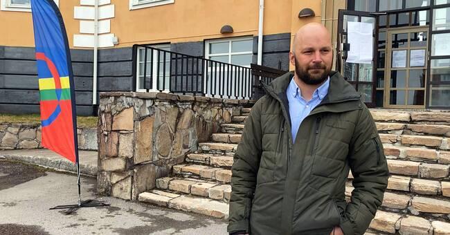 Ordförande för Kirunas vallokal: Vi kommer att ha flest antal röstande