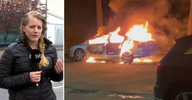 Polisen: Det verkar röra sig om en koordinerad attack