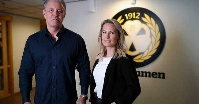 Brynäs får nya klubbdirektörer – Gunnar Ekman och Jennie Brobeck tillträder