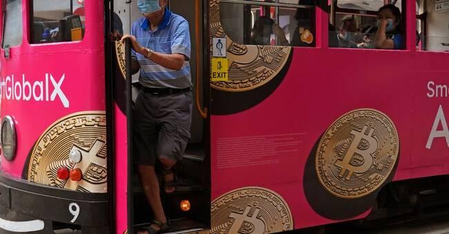Kinesiska företag varnas för kryptovalutor