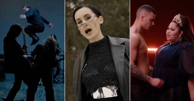 Detta är de mest populära Eurovisionlåtarna