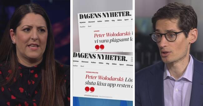 Karlsten: Hur är det med oberoendet, Wolodarski?