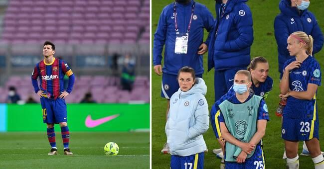 Fotbollen tappar 80 miljarder under pandemin