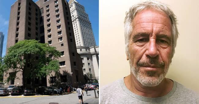 Epsteins häktesvakter erkänner – förfalskade handlingar