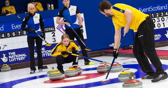 Sverige förlorade VM-semifinalen mot Norge