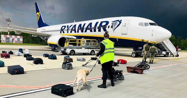 Ryanairs vd misstänker: KGB-agenter satt med på flyget