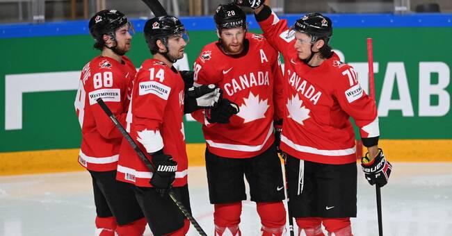 11.15: Se pressat Kanada i måstematch mot Finland