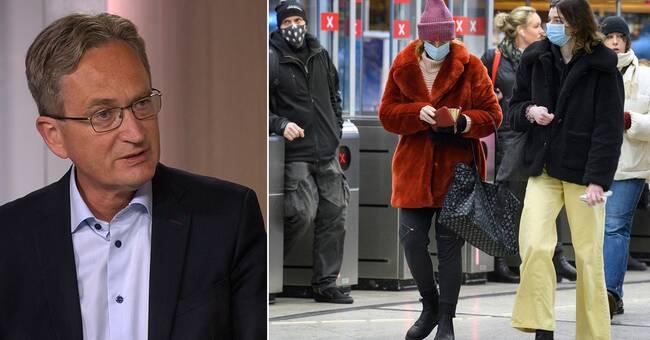 Experten: Sverige kan gå från pandemi till endemi i augusti