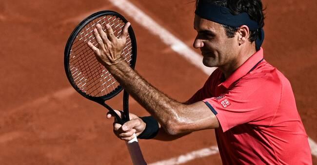 Federer skingrade tvivlen – vann i tre raka