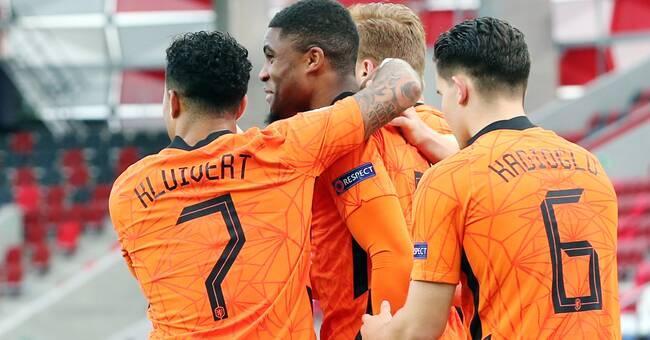 Nederländerna avgjorde i sista minuten – klart för semifinal