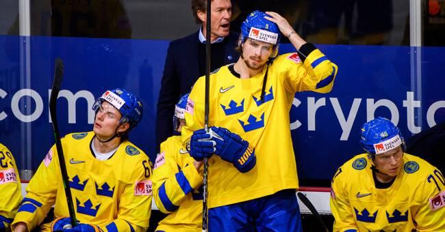 Sverige utslaget ur VM – föll efter straffar