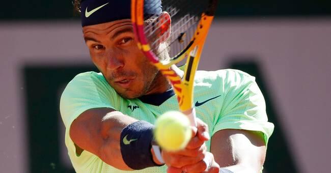 Nadal och Djokovic vidare i Paris