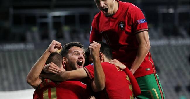 Portugal klart för U21 EM-final efter självmål