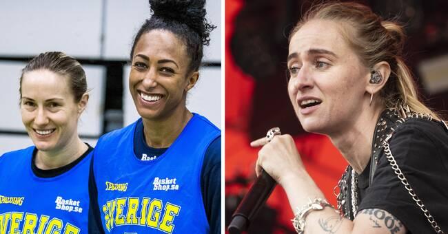 """Rapartisten Silvana Imam gör EM-låt: """"En stor ära för mig"""""""