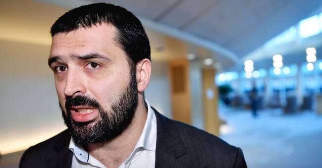"""Ali Esbati (V) om nya förslag till arbetsrätten: """"En trist dag"""""""