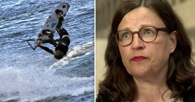 """Anna Ekström efter SVT:s granskning: """"Blir väldigt upprörd"""""""