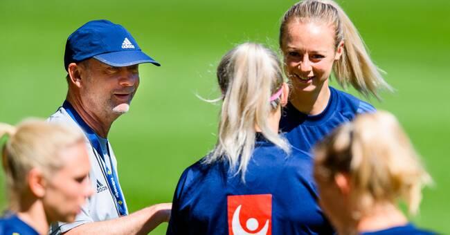 Sverige möter Norge i träningslandskamp