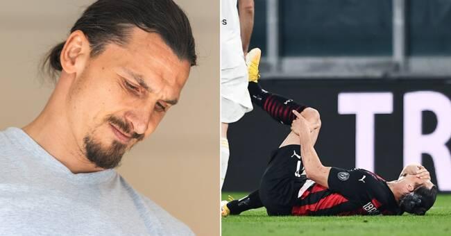 Ibrahimovic orolig – kan tvingas till operation