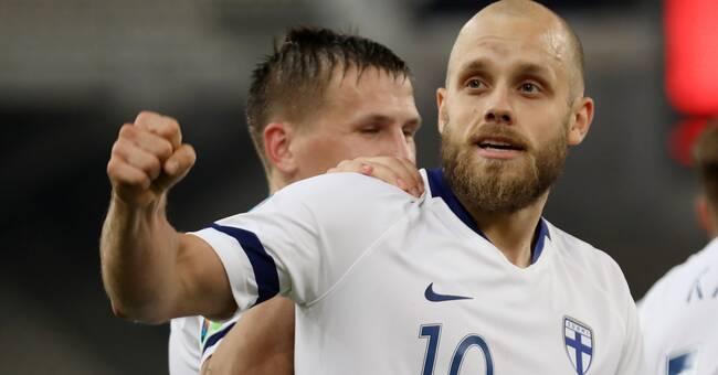 Finsk lättnad: Stjärnorna redo för spel mot Danmark