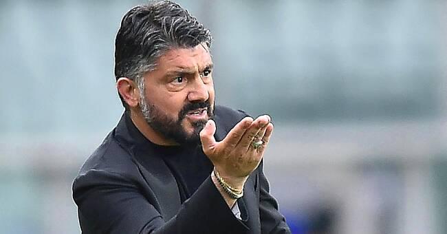 Gattuso lämnar tränarjobbet – efter 23 dagar