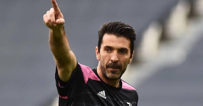Buffon flyttar hem till Parma