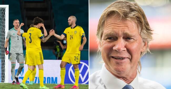 """Experten: """"Förväntar mig att Sverige vill styra matchen"""""""