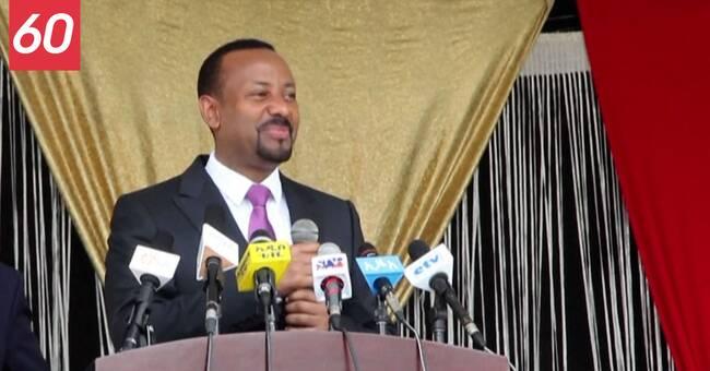 Över två miljoner människor har tvingats fly Etiopien