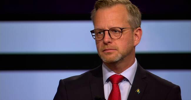 """Inrikesminister Mikael Damberg (S): """"Det är farligt för Sverige"""""""