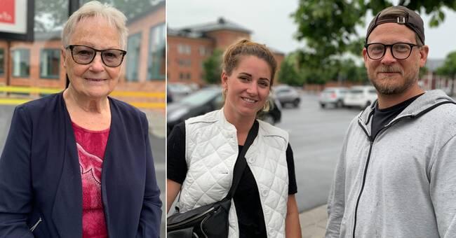 """Jönköpingsbor om regeringskrisen: """"Onödigt just nu"""""""