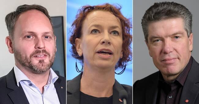 Riksdagsledamöter om misstroendeförklaringen