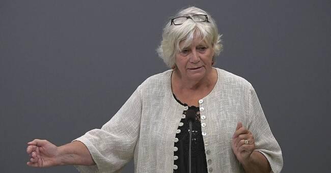 """Margareta Winberg: """"Landet är i ett mycket svårt läge"""""""