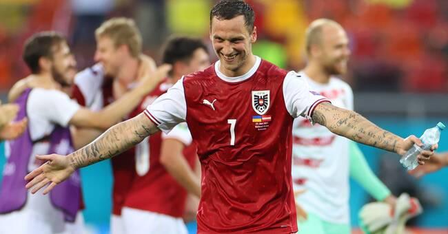 Österrike till åttondelsfinal i EM – tvåa i gruppen