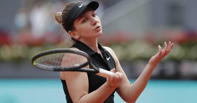 """Halep kan inte försvara titeln i Wimbledon: """"Stor sorg"""""""