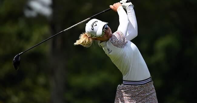 Sagström hänger med i täten i PGA-mästerskapen