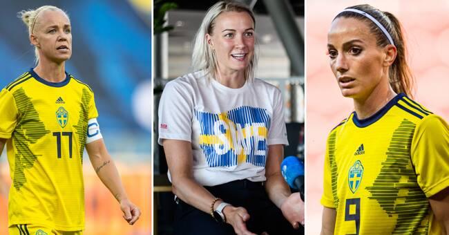 Svenska OS-stjärnorna nobbar invigningen