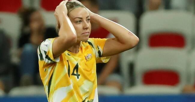 Australien förlorade mot Japan inför OS-starten