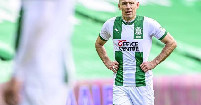 """Nu ger Robben upp: """"Min kropp klarar det inte"""""""