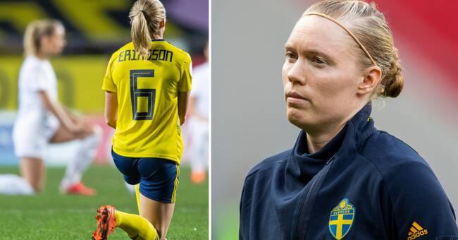 Sverige tänker knäböja inför OS-premiären